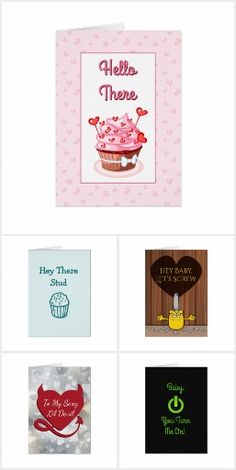 Here we have an awesome collection of naughty, sassy Valentine's Day cards that are perfect for you to share with your loved one! #Valentine #Sexy #Naughty #TheGiftofSass #Zazzle #Love