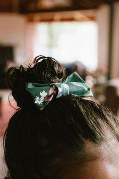 DIY Hair Bows : DIY BOW TIES