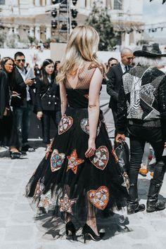 Un vestido para bailar