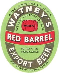 Had you told me 30 years ago that I'd be writing in detail about how to brew Red Barrel, I'd have called you a twat. After I'd finished la.