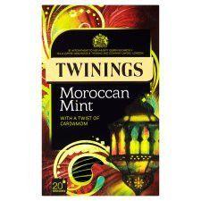 Twinings Moroccan Mint 20 Tea Bags 40g