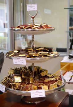 Behind the Scenes at Haigh's Chocolates