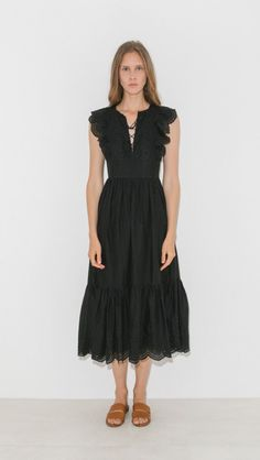 Vera Dress by Ulla Johnson