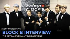 [Exclusive] Block B Autographed Shirts Giveaway + Special Interview!