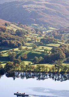 Ullswater, Lake District, Cumbria, England, UK