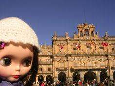 Salamanca - Plaza Mayor - Diciembre 2006