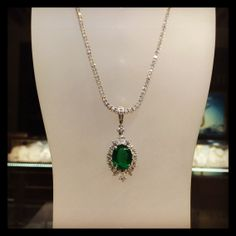 are the birthstone of May and a favorite of Cleopatra! Emeralds, Women's Jewelry, Cleopatra, Birthstones, Jewerly, Pretty, Green, Accessories, Jewels