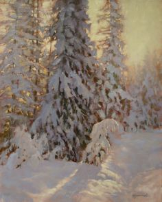 """From the Easel of Barbara Jaenicke: It's not about painting """"things."""""""