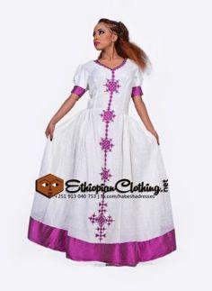 Shop Ethiopian clothing, Habesha traditional wedding. habesha libs, habesha kemis, habesha dresses. Eritrean wedding dresses, ethiopian wedding dresses.