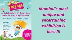 Mumbai Event: Kids Mela