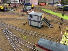 Strathmore LIP , bognor 14/01/17 British Rail, Model Train Layouts, Train Set, Ho Scale, Model Trains, Planes, Track, Yard, Ideas