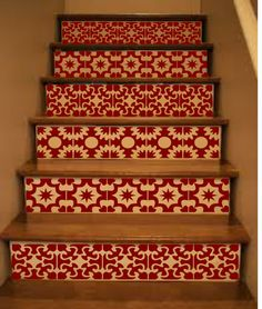 etsy vinyl for stairs
