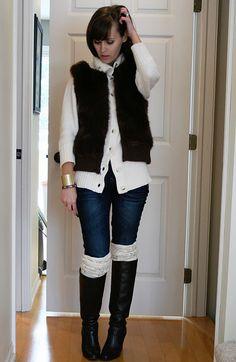 Leg warmers <3