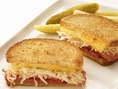 Reuben Sandwich   Cookstr.com