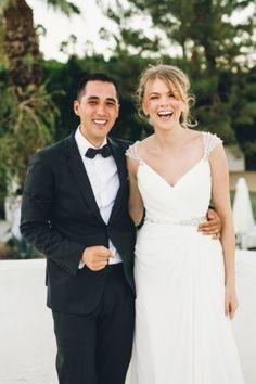 Joy & Joey - California Wedding http://caratsandcake.com/joyandjoey