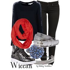 Wiccan Outfit
