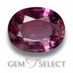 "Mozambique rouge grenat ovale Gemstone 925 Sterling Silver Statement Bracelet 8/"""