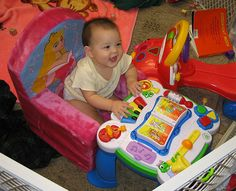 Used Baby Gear and Buying Used Educational Toys: Frugal Friday | Parenting Patch