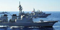 """海上自衛隊:ギャラリー:護衛艦(艦艇):こんごう型 (DDG""""KONGOU""""Class)"""