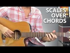 How to Connect Guitar Chords with Scales - YouTube