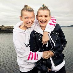 Marcus and Martinus ily them they are the best twins ever stay happy