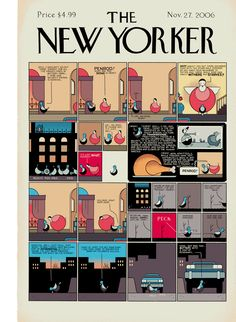 Illustration by Chris Ware