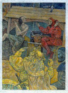 """King Lear"". Anton Lomaev (ill)"