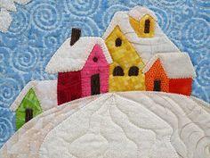 winter wonderland quilt