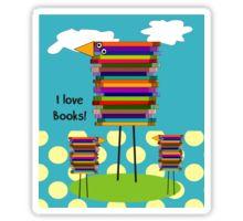 Sticker Gabel, Book Lovers Gifts, Bird Art, Love Book, Framed Art, Whimsical, Birds, Art Prints, Sticker