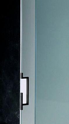 Wave Architecture ~ Architecture and interior design ~ Brussels, Belgium Door Design, House Design, Interior Doors, Interior Design, Door Fittings, Antwerp Belgium, Pivot Doors, Door Detail, Suzhou