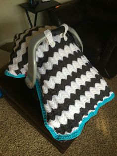 Crochet a car seat blanket or take along cover for baby patterns infant carseat cover crochet dt1010fo