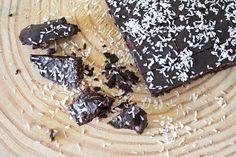 A minha tablete de chocolate saudável