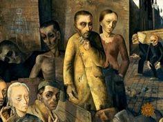 When Adolf Hitler declared war on modern art - YouTube