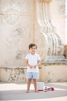 Shelton Shorts - Blue Grand Gasparilla Gingham - The Beaufort Bonnet Company Toddler Boy Fashion, Toddler Boy Outfits, Kids Outfits, Baby Outfits, Wedding Outfits, Preppy Baby Girl, Preppy Kids, Trendy Baby Girl Names, Polo Outfit