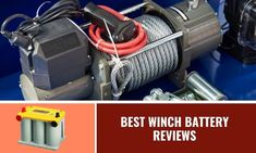 It's frustrating getting stuck in the mud, or a rough terrain, and it can take hours before you get help. A winch pulls you out of any situation provided it Winch Accessories, Stuck In The Mud, Optima Battery, Torque Wrench, Battery Sizes