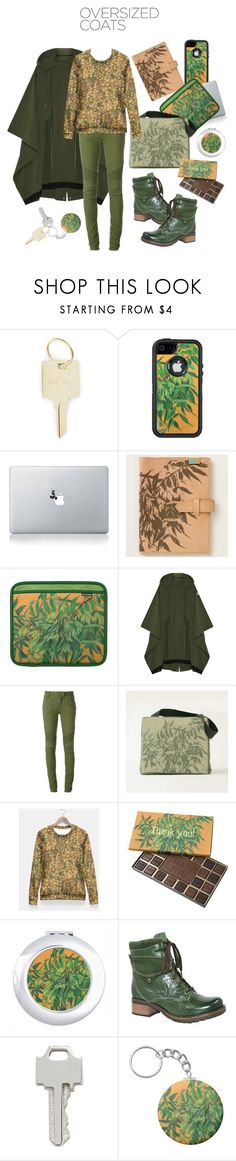 """Wearing Green"" by clipso-callipso ❤ liked on Polyvore featuring The Giving Keys, OtterBox, Vinyl Revolution, Moncler, Balmain, Dromedaris and Lauren Klassen"
