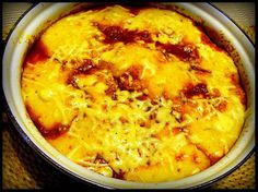 Stove Top Tamale Pie from Food.com:   								This is a quick and easy one-dish meal.