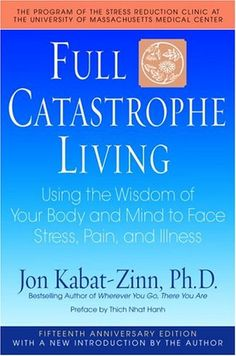 One of my favorite (as in, most helpful to me) self-help books.