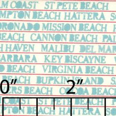 Beach Town Ocean ~ Lucy's Crab Shack  @Sew, Mama, Sew!