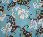 Paisley Hibiscus