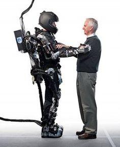 Μηχανικά κοστούμια – ρομποτικοί εξωσκελετικοί μηχανισμοί   Ειδήσεις από Περιοδικό Αυτονομία - ΑΝΑΠΗΡΙΑ ΤΩΡΑ