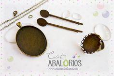 Tienda online www.cuentaabalorios.com Lote de camafeos.
