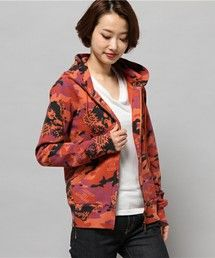 Orange/Pink Camo!!! by Hysteric Glamour LIVE WOODLAND総柄 PK