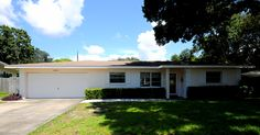New Listing! 3 bedroom 3 bathroom 1/2 bath by the pool...Fireplace to car garage. Call Pattie 727-642-8971 for more info.