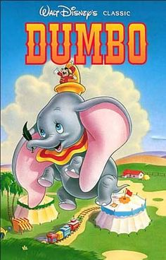 Dumbo...My favorite Disney movie!!!  Belinda