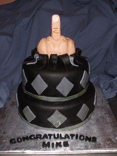 hmmmmm now to add Navy stuff to it. Retirement Cakes, Retirement Parties, Retirement Ideas, Unique Cakes, Creative Cakes, Fire Fighter Cake, Best Diet Plan, Dessert Decoration, Novelty Cakes