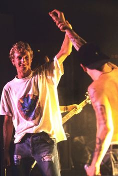 Layne Staley and Phil Anselmo