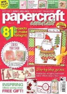 Papercraft Essentials №139 2016 скачать бесплатно