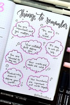 Best Pink Themed Bullet Journal Spread Ideas For 2020 - Crazy Laura - - If you're changing up your theme for the month, you need to check out these super cute pink bullet journal spread ideas for inspiration! Self Care Bullet Journal, Bullet Journal Writing, Bullet Journal Banner, Bullet Journal Quotes, Bullet Journal Aesthetic, Bullet Journal Ideas Pages, Bullet Journal Spread, Bullet Journal Inspo, Journal Pages