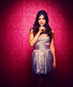 Lucy Hale is always going glam!
